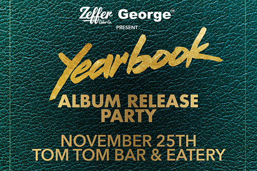 Zeffer Cider Presents the 2016 George FM Yearbook Album