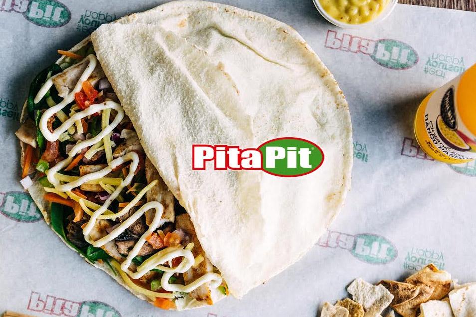 Win yourself $50 worth of Pita Pit