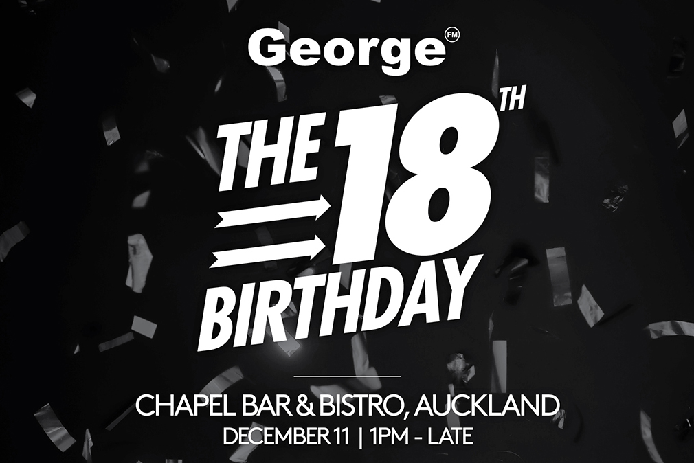 George's 18th Birthday