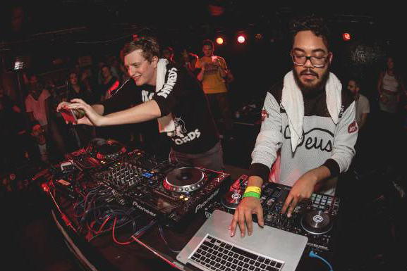 Have you heard Mr. Carmack and Djemba Djemba's dope new EP?