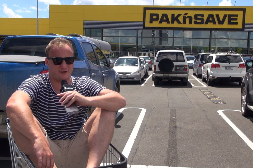Benny Boy takes Palmy North on the Zeffer Cider Yearbook Tour