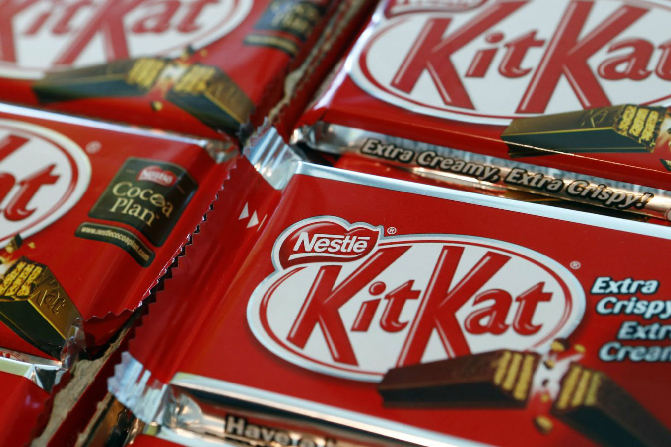 Start stashing Kit Kats kids, Nestle are cutting 40% of the sugar in their chocolate