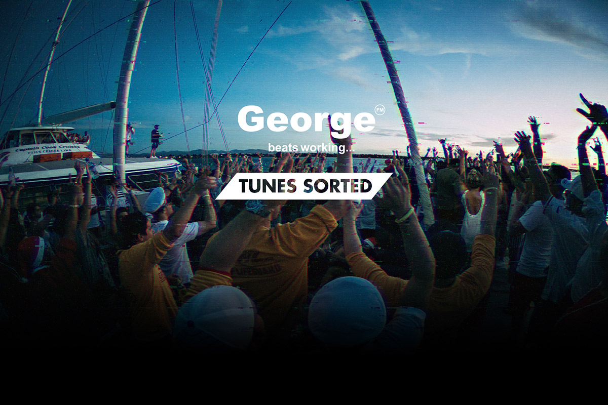 George FM has your tunes sorted this summer!