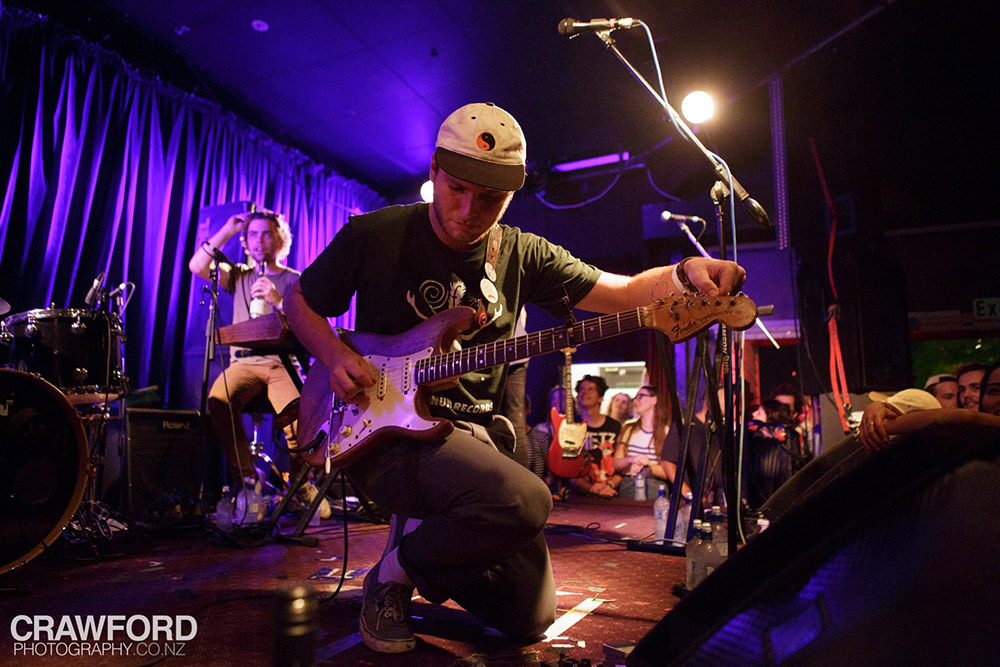 Auckland's iconic music venue, The Kings Arms, has sold for over $7 mil