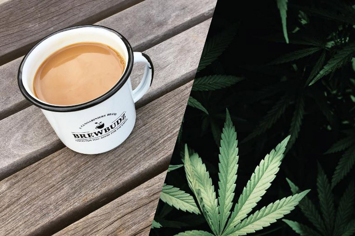 Weed-infused coffee is now a thing