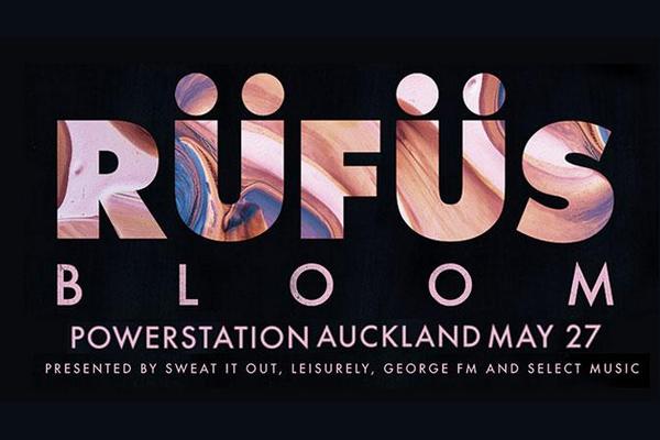 RÜFÜS Live in NZ