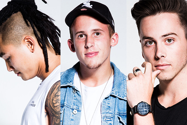NEW BLOOD: Meet & hear some of George FM's new DJs for 2016