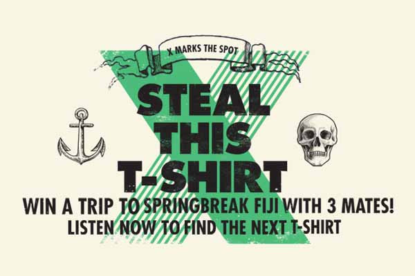 Steal This T-Shirt