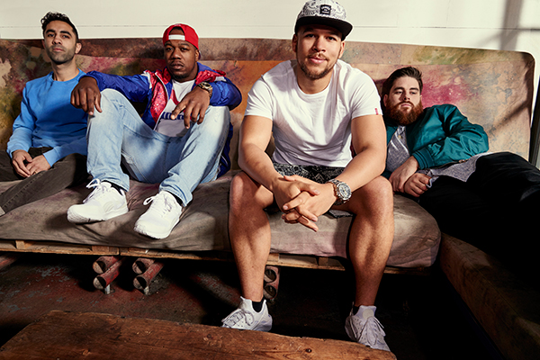 Rudimental - One off NZ show with special guest Jess Glynne