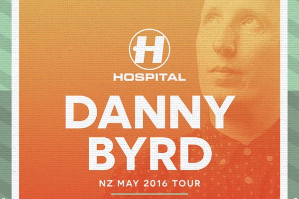 Danny Byrd NZ May 2016 Tour