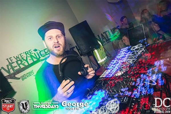 PHOTOS: George Thursdays Dunedin - Dan Aux