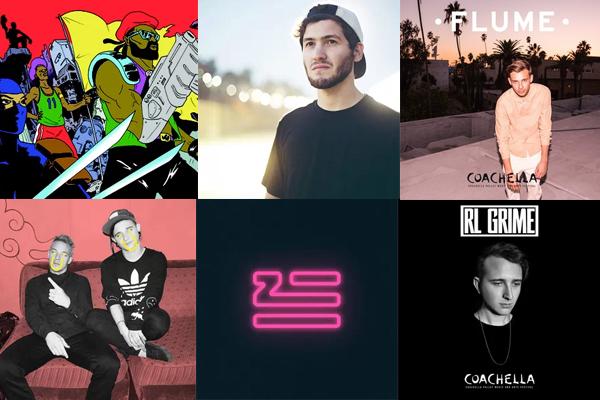 Listen to Major Lazer,Flume, ZHU & more's sets at Coachella