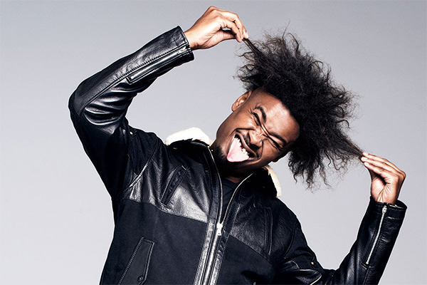 Danny Brown talks good music with Dan Aux