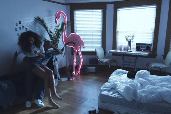 Check out the new music video for AlunaGeorge's new single 'I Remember'