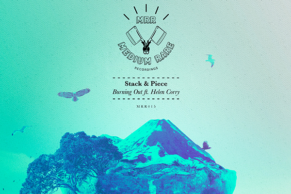 PREMIERE: Stack & Piece feat. Helen Corry - Burning Out