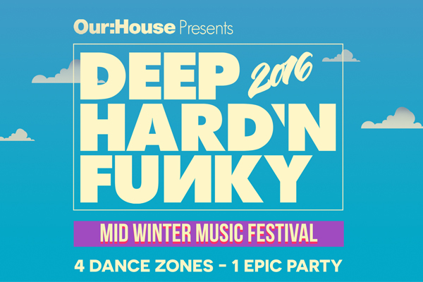 Our: House presents Deep Hard 'N' Funky