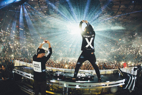 Jack Ü finally release the tune they've been opening their sets with for a year.