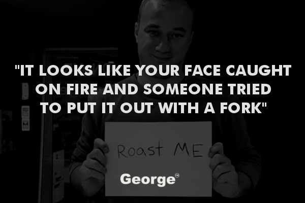 Top 20 insults from this mornings 'Roast of Benny Boy'