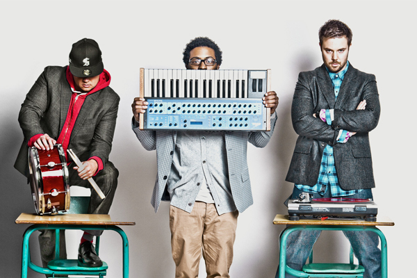 Keys N' Krates beat out Diplo for Electronic Tune of the Year!
