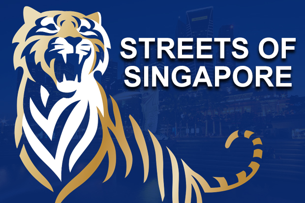 Tiger Beer brings you the Streets of Singapore