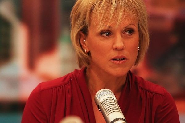 Check out some of Hilary Barry's funniest moments over the last 23 years