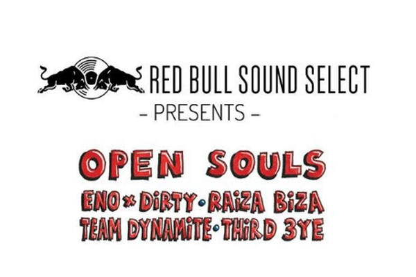 Red Bull Sound Select Presents: Opensouls