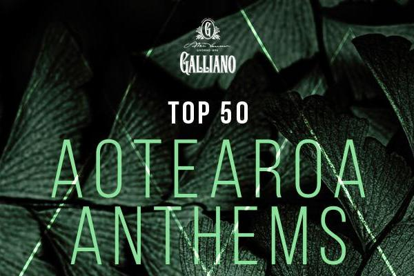 Check out the Top 50 Aotearoa Anthems