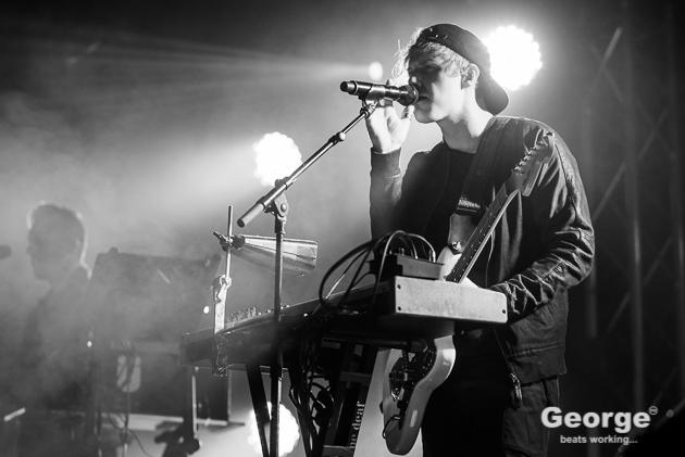 PHOTOS: RÜFÜS Live, Powerstation, AKL