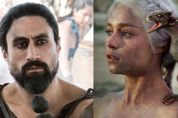 Daenerys from Game of Thrones raps some Tupac with NZ Actor Joe Naufahu