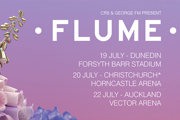 George Fm presents: Flume Live in NZ