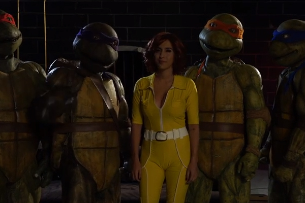 NSFW: Check out the trailer for a 'X-Rated Teenage Mutant Ninja Turtles' parody
