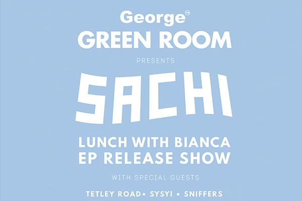 George Fm Green Room Presents: SACHI