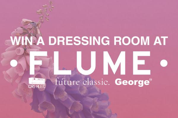Win a dressing room at Flume
