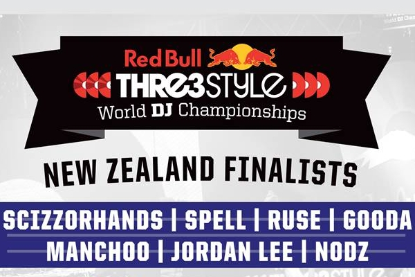 RED BULL THRE3STYLE – THE ULTIMATE LIVE DJ BATTLE