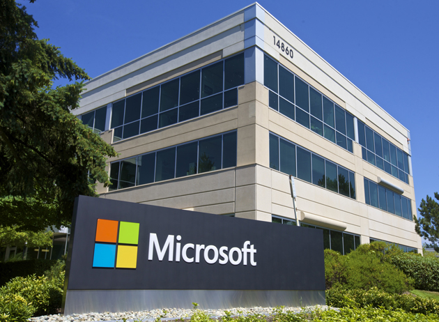 Microsoft is allegedly getting into the marijuana business