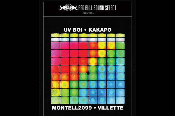 Red Bull Sound Select & Madcap present: UV Boi & guests