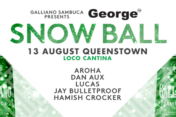 George FM Snowball: Queenstown