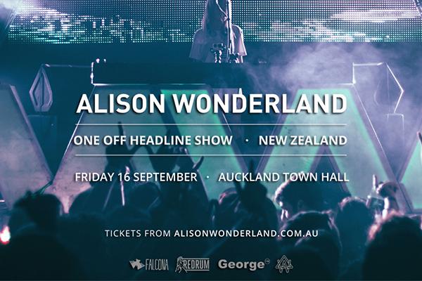 Red Rum Touring & George FM present: Alison Wonderland