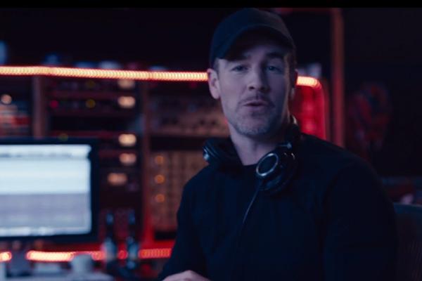 Diplo Enlists James Van Der Beek for hilarious Block Party video