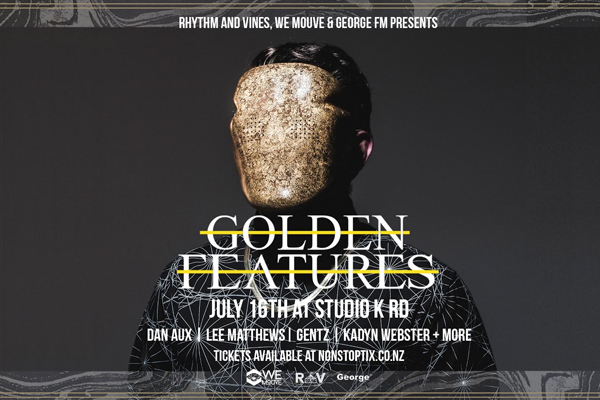 Rhythm and Vines, George FM & WE MOUVE Presents: Golden Features