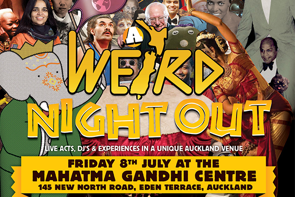 George FM & Weird Together Presents – A Weird Night Out