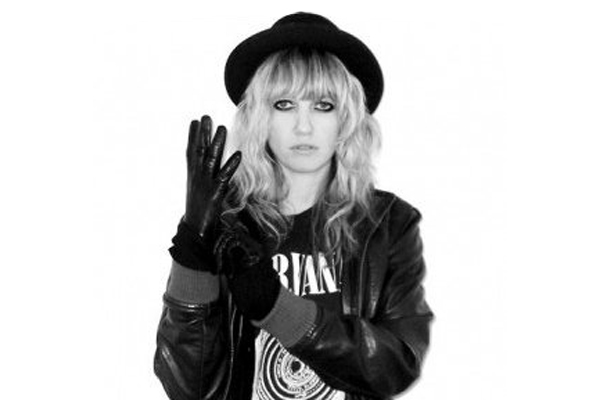 Aroha chats with Ladyhawke