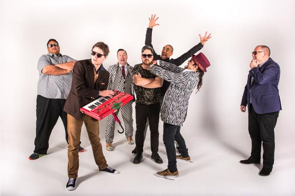 George FM presents Fat Freddy's Drop Summer Shows 2017