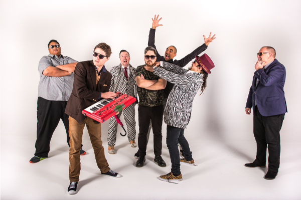 George FM presents Fat Freddy's Drop Summer Shows 2017