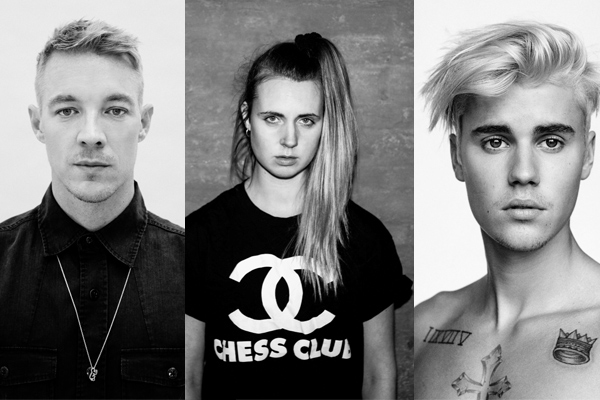 The new Major Lazer featuring Justin Bieber & MØ 'Cold Water' has leaked a week early