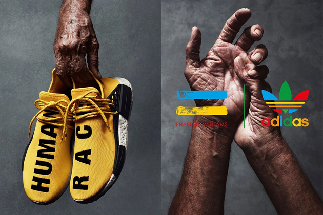What do you think of Pharrell's new sneaker collab?