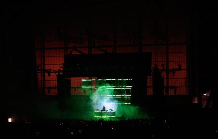 PHOTOS: Flume Live NZ Tour