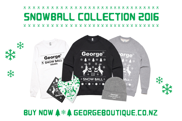 The George Snow Ball Collection 2016