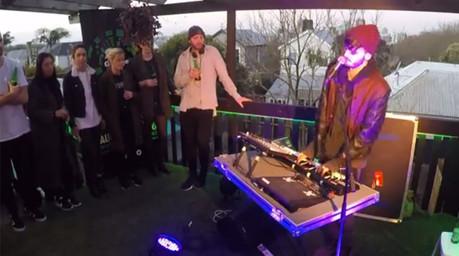 Watch Maala LIVE on the George FM Deck
