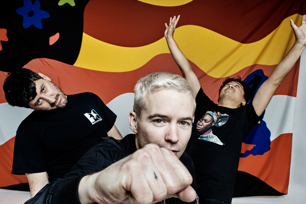 Dan talks to 'The Avalanches' about their first album in 15 years!